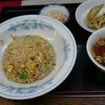 都内のチャーハン食べ尽くし1:中野「寿楽」
