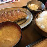 「餃子酒場で楽しい餃子ランチ」新橋でランチ22