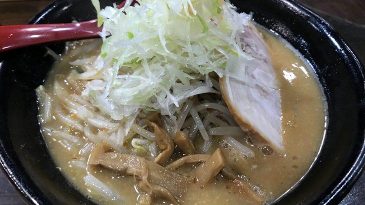 麺処花田の命がけラーメンを食す(池袋)