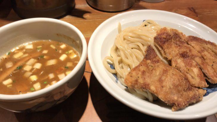 麺屋武蔵 二天 池袋 つけ麺