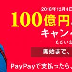 PayPay(ペイペイ)でコスパ最強祭り!20%の還元!