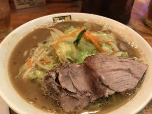 濃菜麺 井の庄 練馬