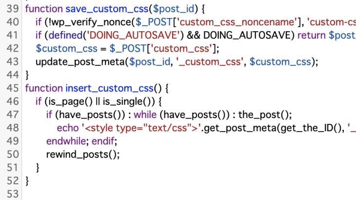 WordPressのショートコードで値をまとめて管理・変更(WordPressに入れ込む共通の値を持たせる)