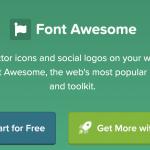 Font Awsomeとは?【最新版】Font Awsome使い方と、Webサイトにアイコンを入れるならFont Awsomeがオススメな理由