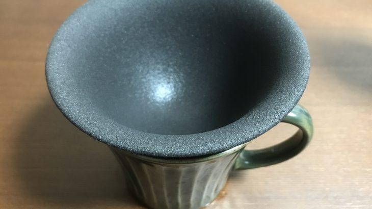 コーヒー素人が有田焼のコーヒードリッパー セラミックフィルターを購入した。【レビュー・感想】