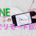 主婦でも「LINE」でリモート飲み会【LINEで簡単にリモート飲み会を行う方法】