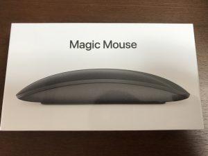 マジックマウス2の箱がおしゃれ