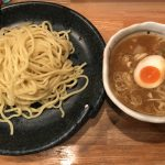 つけ麺道たけし 千川駅(有楽町線)で行列のできるつけ麺屋さんで醤油つけ麺