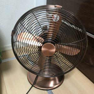 メルカリで高く売れる・ビンテージ・レトロ・古い(扇風機の写真)